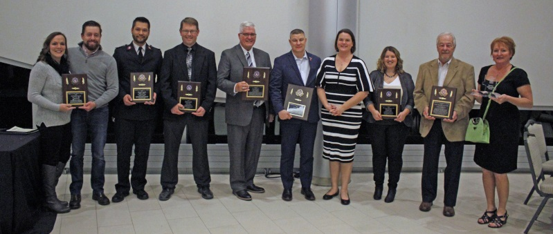 2019 Tuscarawas County Chamber of Commerce Award Winners